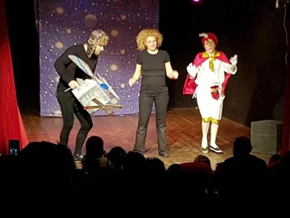 Spettacolo Teatrale per Bambini - Il Piccolo Principe